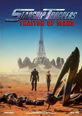 Starship Troopers - Attacco su Marte