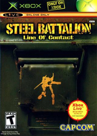Steel Battalion Line of Contact