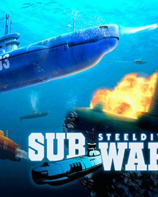 Steeldiver: Sub Wars