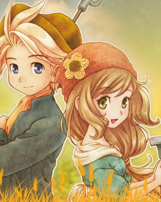 Story of Seasons: Good Friends of Three