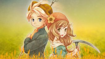 Story of Seasons: Good Friends of Three
