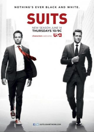 Suits - Stagione 2