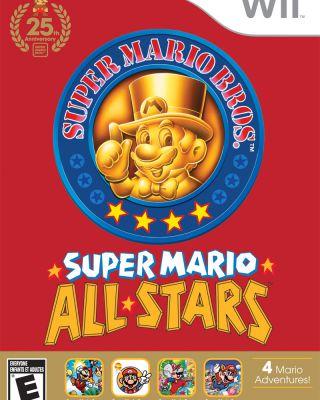 Super Mario All-Stars - 25° Anniversario