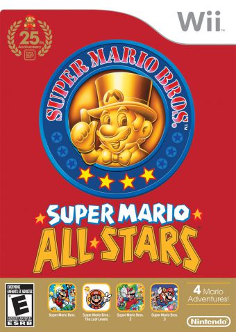 Super Mario All-Stars - 25° Anniversario