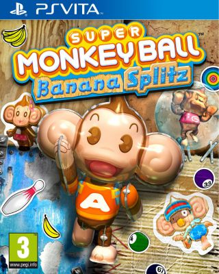 Super Monkey Ball Banana Splitz