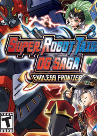Super Robot Taisen OG Saga Endless Frontier