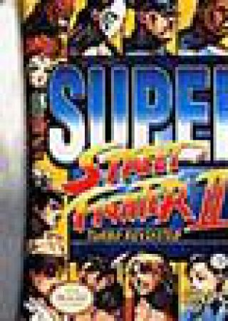 Super Street Fighter 2 X Revival