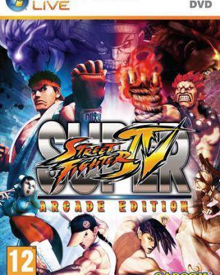 Super Street Fighter 4: Arcade Edition