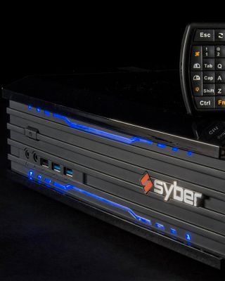 Syber Steam Machines
