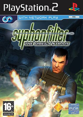 Syphon Filter 4: The Omega Strain
