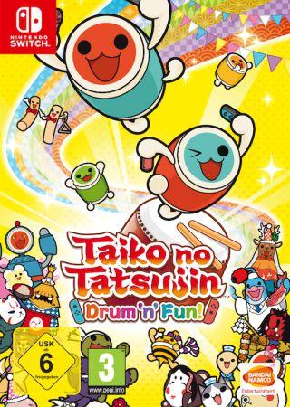 Taiko no Tatsujin Drum n Fun!