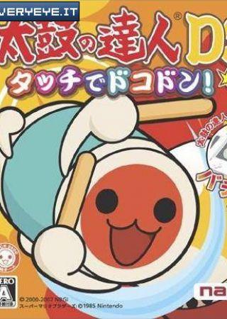 Taiko no Tatsujin DS: Touch de Dokodon!