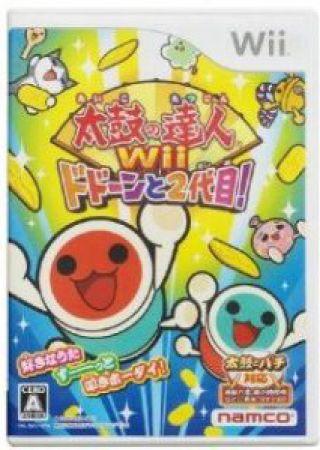 Taiko no Tatsujin Wii 2