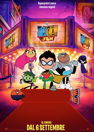 Teen Titans GO! - Il Film