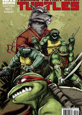 Teenage Mutant Ninja Turtles IDW
