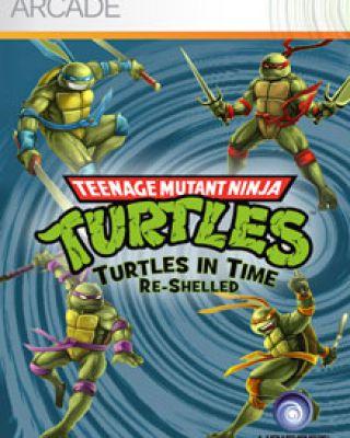 Teenage Mutant Ninja: Turtles in Time Re-Shelled