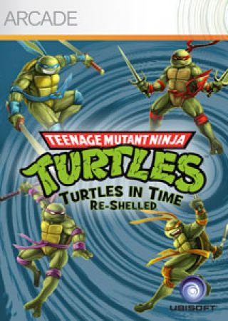 Teenage Mutant Ninja: Turtles in Time Re-Shelled
