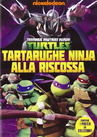 Teenage Mutant Ninja Turtles - Nickelodeon