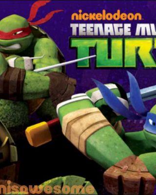 Teenage Mutant Ninja Turtles - Nickelodeon - Stagione 3