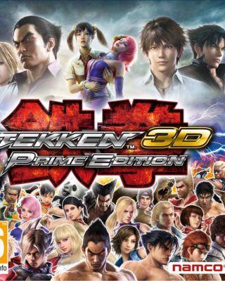 Tekken 3D Prime Edition