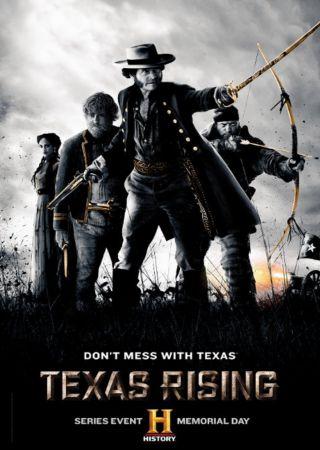 Texas Rising - Stagione 1