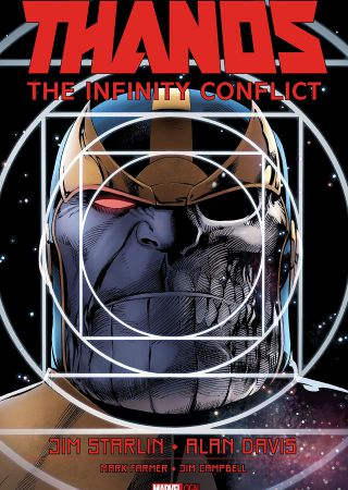 Thanos: Il Conflitto dell'Infinito