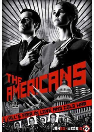 The Americans - Stagione 1