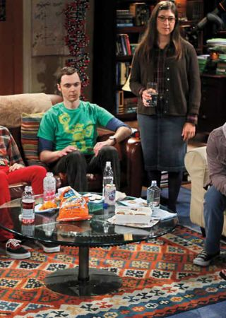 The Big Bang Theory - Stagione 1
