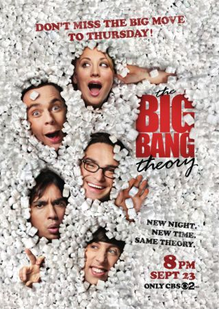 The Big Bang Theory - Stagione 4
