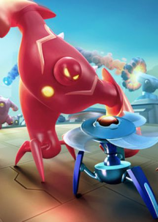 The Bot Squad Puzzle Battles