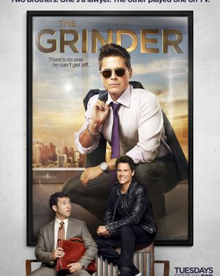 The Grinder - Stagione 1