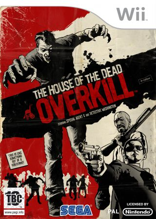 The House of The Dead:Overkill