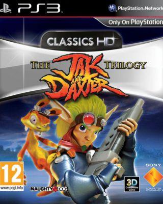 The Jak & Daxter Trilogy