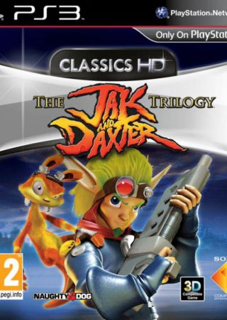 The Jak & Daxter Trilogy