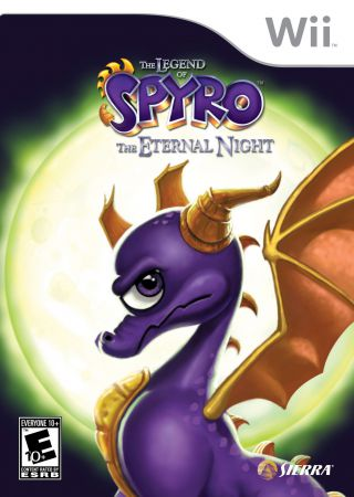 The Legend of Spyro 2 : The Eternal Night