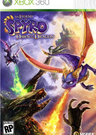 The Legend of Spyro 3 : Dawn of the Dragon