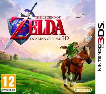 The Legend of Zelda: Ocarina of Time 3D