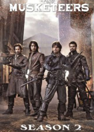 The Musketeers - Stagione 2