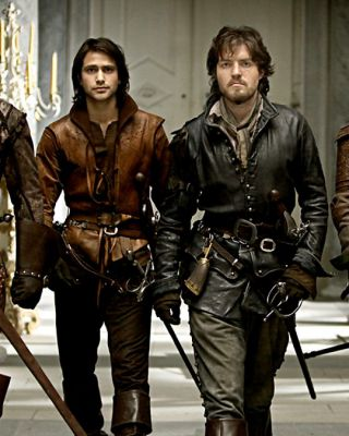 The Musketeers - Stagione 3