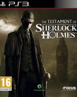 The New Adventures of Sherlock Holmes: The Testament of Sherlock