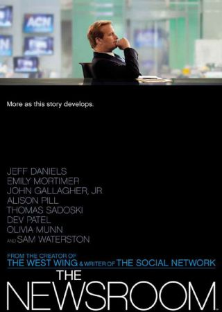 The Newsroom - Stagione 1