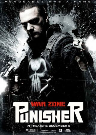 The punisher - warzone