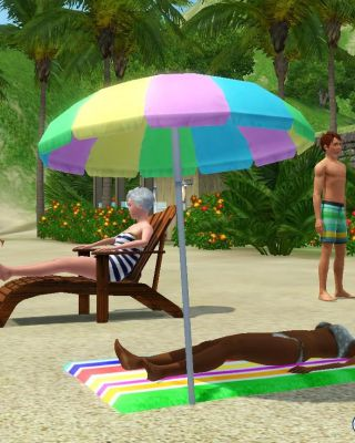 The Sims 3: Isola da sogno