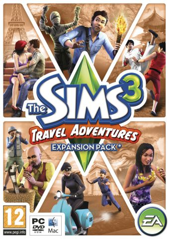 The Sims 3: Travel Adventures