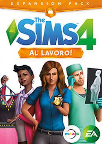 The Sims 4: Al Lavoro