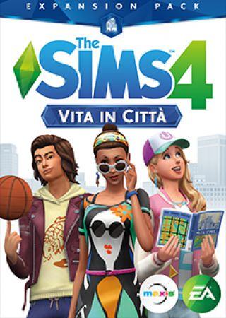 The Sims 4: Vita in Città