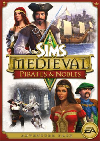 The Sims Medieval: Nobili e Pirati