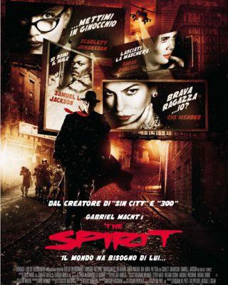 Recensione the spirit everyeye cinema for Spirit colonna sonora