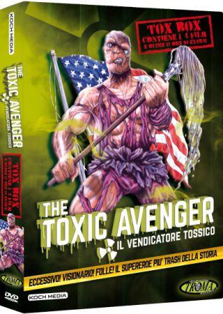 The toxic avenger - Il vendicatore tossico (Tox box)