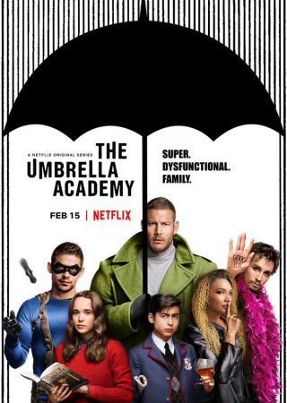 The Umbrella Academy - stagione 1